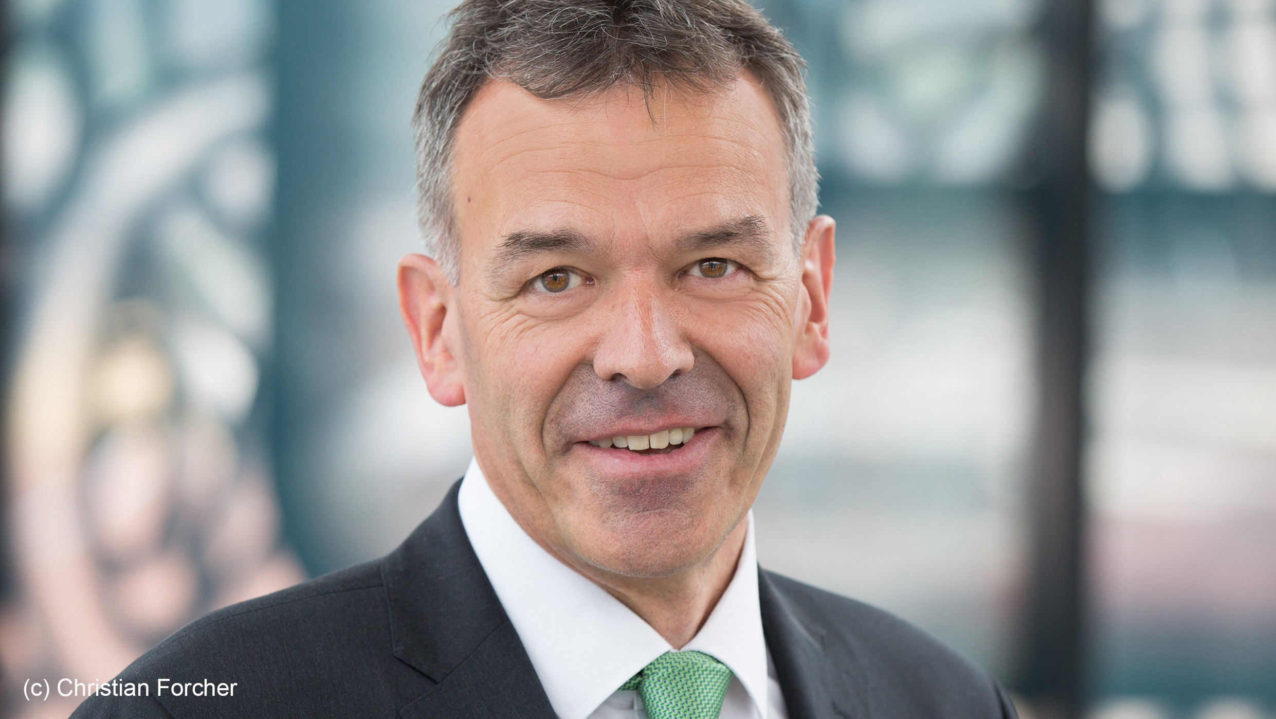 Bürgermeister Georg Willi